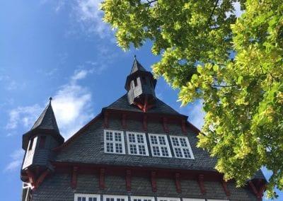 Rathaustürme Fritzlar