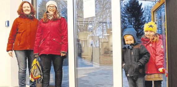 Neue Kita für 1,9 Mio Euro in Ehlen errichtet