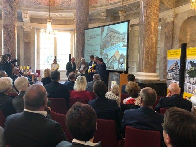 Denkmalschutzpreis für Altstadt-Kita in Homberg (Efze)